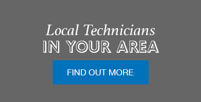 Local technicians in your area